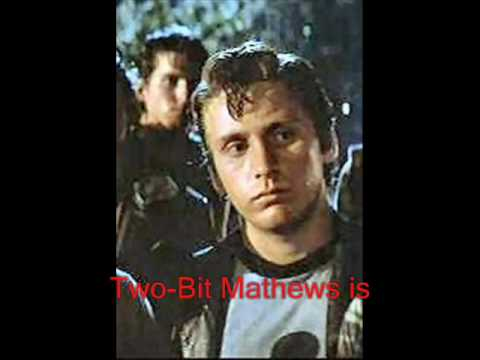 The Outsiders Then and Now - YouTube