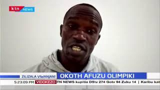 Bondia wa Kenya Nick Okoth afuzu kushiriki michezo ya Olimpiki   #ZILIZALAVIWANJANI