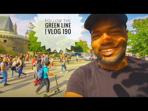 """Welcome to NANTES, FRANCE!!!   Vlog 190   """"I had to go in and see for myself!!"""""""