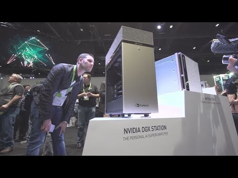 NVIDIA GTC 2018: Show Highlights