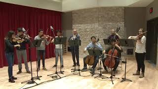 Handel Bb Concerto Shane Werts