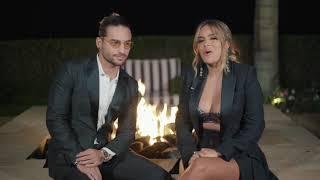 """Karol G, Maluma revelan como nació """"Creeme"""" Video"""