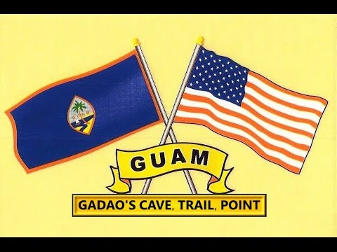 Guam - Gadao's Cave, Trail, Point - Guide (1 of 2)