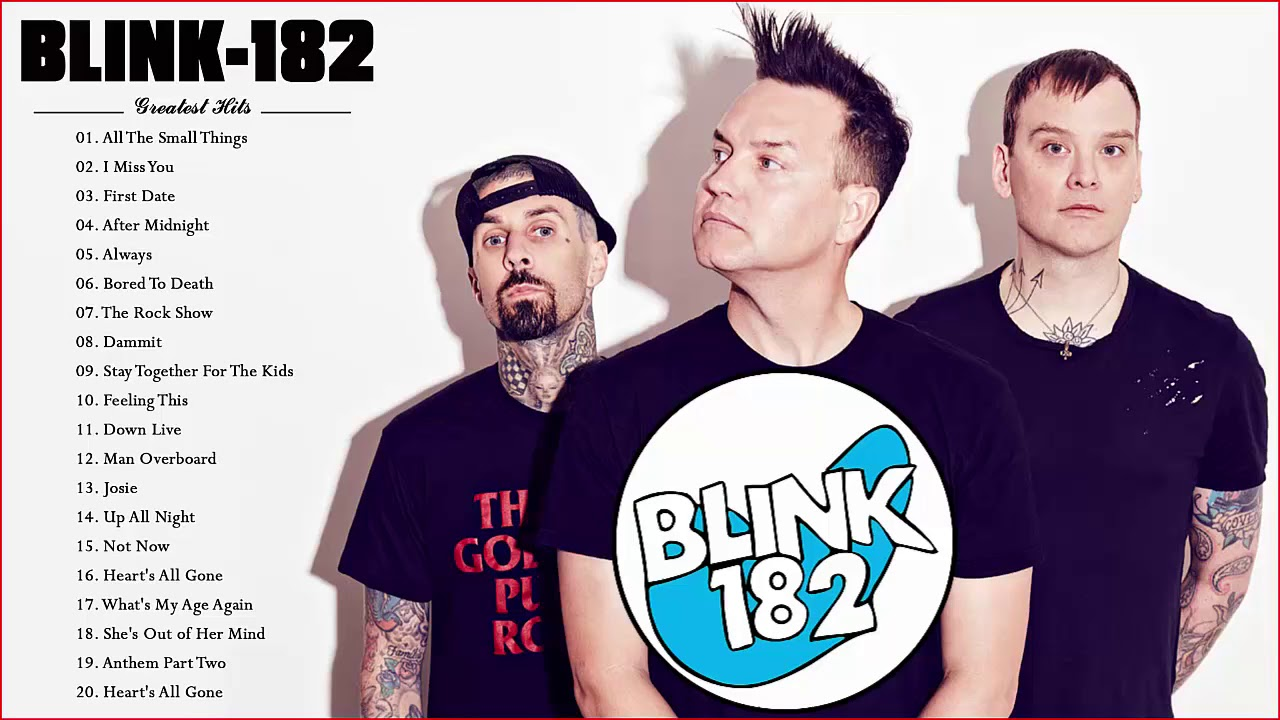 BLINK - 182 Greatest Hits || BLINK - 182 Best Songs Collection