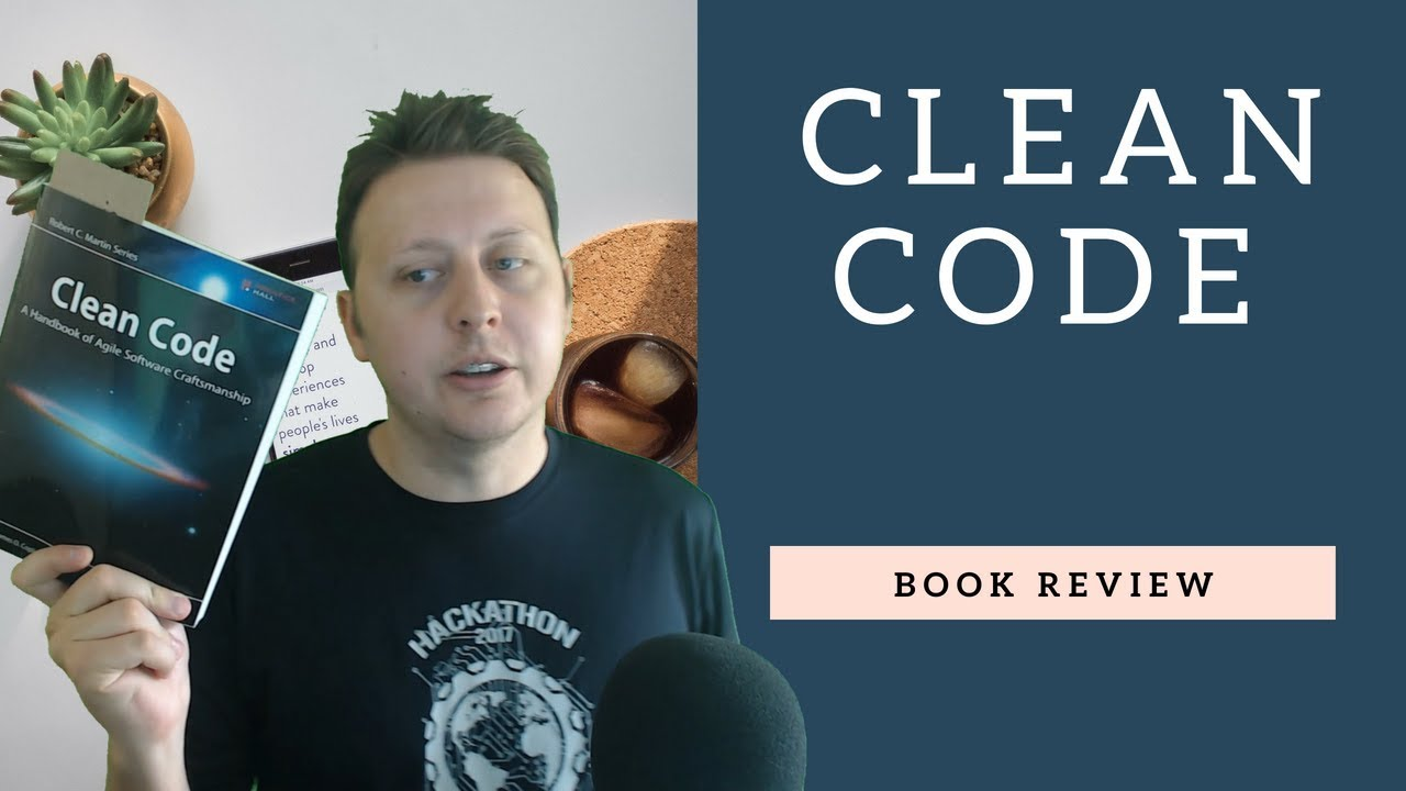 Clean Code Book Review | A Handbook of Agile Software