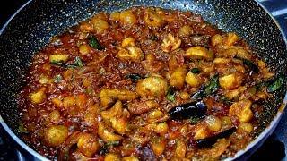 காளான் சுக்கா தயிர் சாதம் சாம்பார் சாதத்துக்கு சூப்பரா இருக்கும் | MUSHROOM SUKKA