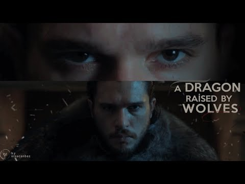 ► Jon Snow | A Dragon Raised By Wolves [●GoT]