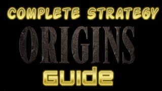 Complete Strategy Guide For Origins! - Solo, 2 player, 3 player, and 4 player Strategies!