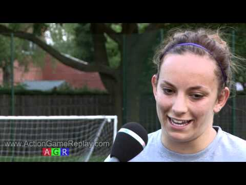 Footballer's Lives (Lincoln EP3) - Lucy Staniforth - Lincoln LFC