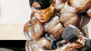 Shawn Rhoden - NOTHING WILL STOP ME - Bodybuilding Motivation