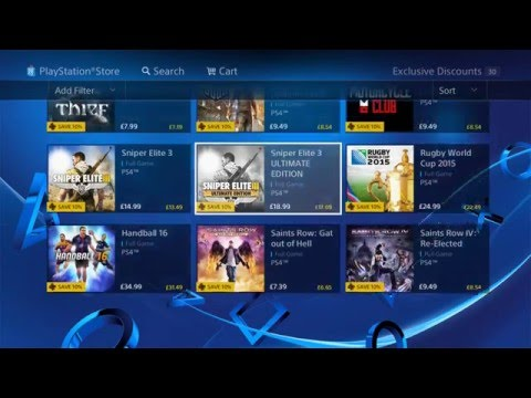 Ps4 Games Exclusives 2016 Ps Plus Game Discounts First