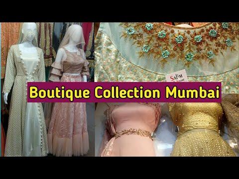 Latest Designer Best Boutique Collection, Nakhuda Mohalla Masjid Mumbai.