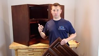 """how To"" Cabinet Assembly - Lazy Susan : Rta Cabinet Store.com"