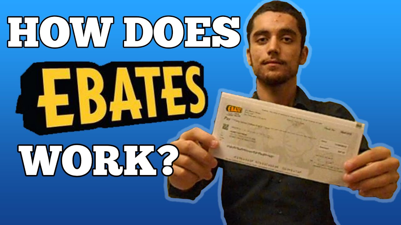 How Does Ebates Work  Does It Really Work  Watch This