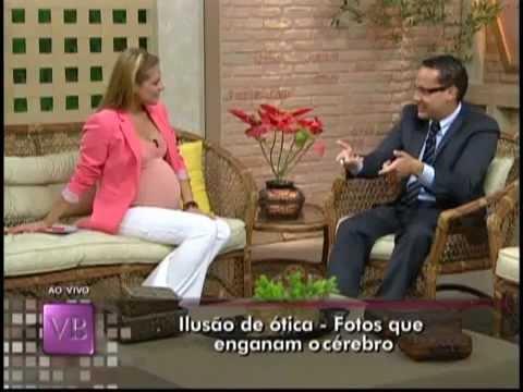 Dr. Leandro Teles - ilusão de Ótica - TV Gazeta