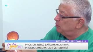 PROF.DR. REMZİ SAĞLAM- PROSTAT AMELİYATLARI VE TEDAVİSİ