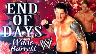 "WWE:Wade Barrett 2011/2012 Entrance Theme Song:""End Of Days"" (V5) [iTunes Release]"