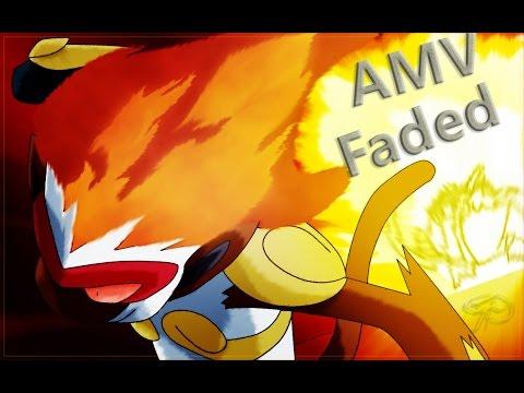 Pokemon - Tribute To Infernape AMV - Faded