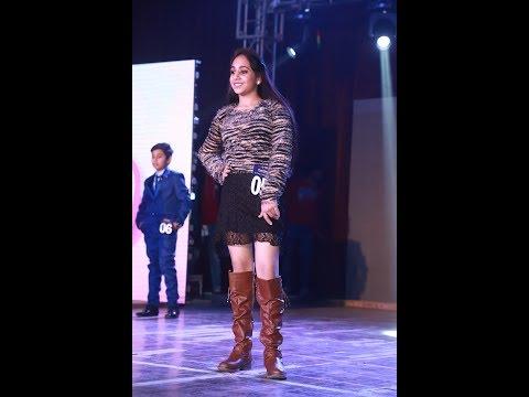 Kids Ramp Walk at India's Super Model Junior 2020 | Kids Fashion Show | Step2Step Dance Studio