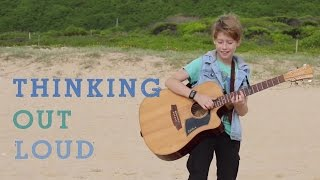 Thinking Out Loud - Ed Sheeran cover by Ky Baldwin