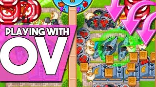 Bloons TD Battles :: LATE GAME WITH OV PT. 2 :: DON