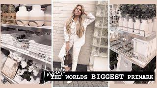 INSIDE THE WORLDS BIGGEST PRIMARK | BIRMINGHAM VLOG HAUL & NEW IN