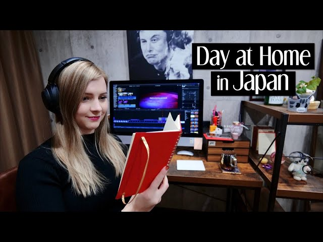 What an AVERAGE Day at Home in Japan Looks Like 🇯🇵