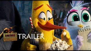 The Angry Birds Movie 2 Final Trailer (2019)| Peter Dinklage, Jason Sudeikis / Animated Movie HD