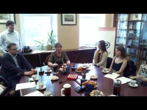видео: Награждение победителей конкурса молодых ученых «Российско-европейский политический практикум»