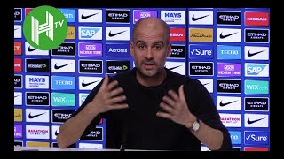 Man City v Liverpool | Pep Guardiola: Liverpool are best team in Europe