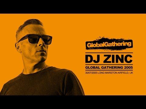 DJ Zinc - Global Gathering 2005 - Full Set - HQ Sound