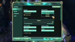 Optimizing In-Game Settings - League of Legends Player Support