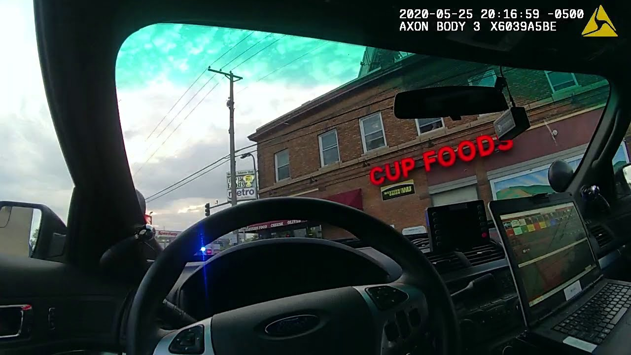 RAW: Court-released George Floyd body cam footage from former officer Tou Thao