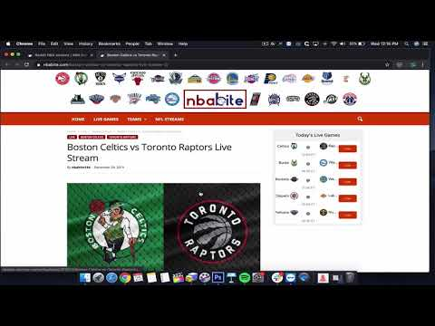 How To Stream ANY NBA Game For FREE (2020 WORKING)