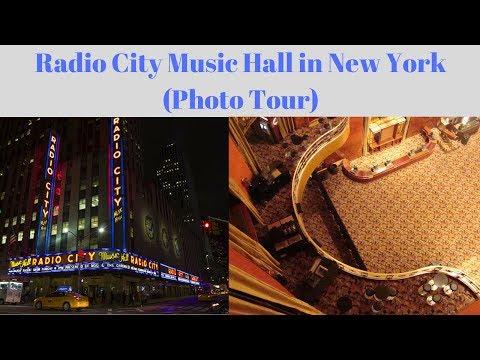 Radio City Music Hall in New York (Photo Tour) - #NY #TravelTips