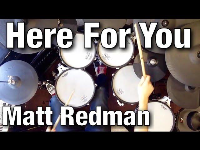 matt-redman-here-for-you-drum-cover-dex-star-drummer