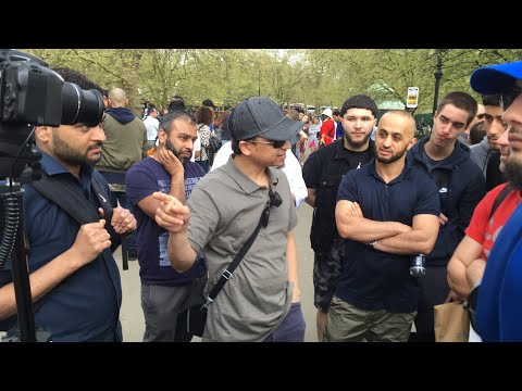 Live from SC l Speakers Corner l Hyde Park