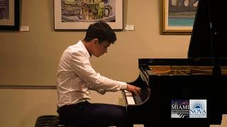 Season 1 2020, Champion of Young Talents, Leonard Mihale, London Young Musicians Award