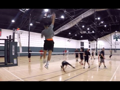 All We Do Is Bounce - Gimbal G4 Test With GoPro Camera (Volleyball)