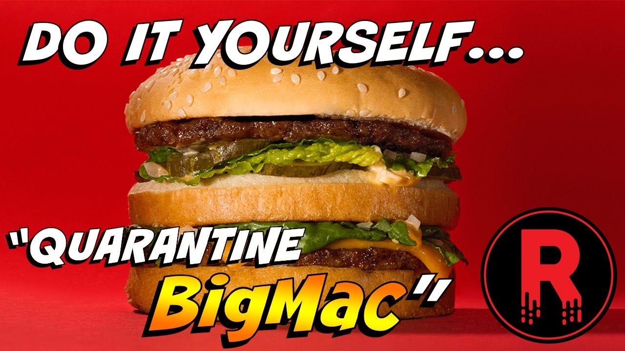 Big Mac Pin McDonald/'s Canada