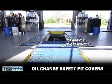 TSS Oil Change Equipment