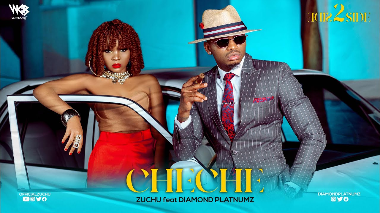 Zuchu Ft Diamond Platnumz - Cheche (official Audio) SMS SKIZA 5800548 to  811 - YouTube
