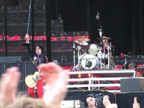 Green Day - Helsinki - Holiday -  June.8.2010