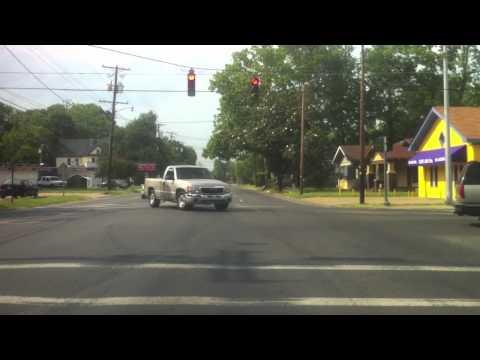Driving: Monroe Louisiana