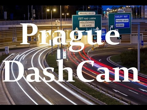 Prague dashcam compilation 1