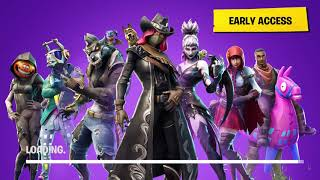 Fortnite game play #i suck at this game
