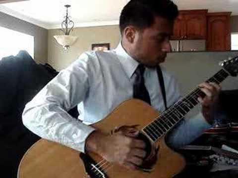 Sleep Walk (Acoustic) - Performed by Jorge Huaman