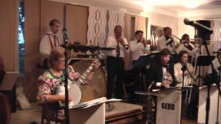 Afternoon Blues - Carling Big band at Falsterbo Jazzklubb