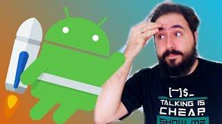Android Apps no Linux Desktop e Linux Gaming chamando atenção- Friday Show