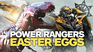 Power Rangers (2017) Easter Eggs, References and Trivia